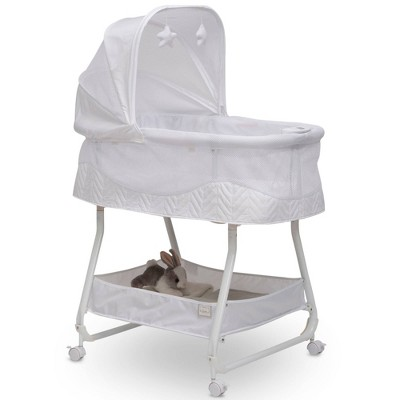 Simmons Kids' Airflow Auto Motion Bassinet Billows