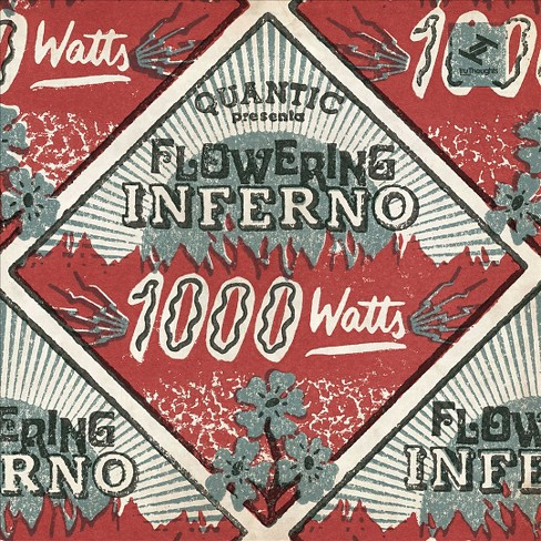 Flowering inferno - 1000 watts (CD) - image 1 of 1