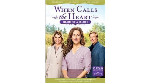When Calls The Heart:Heart Of A Secre (DVD) - image 1 of 1