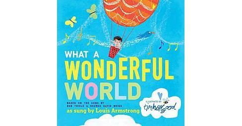 What a Wonderful World (School And Library) (Bob Thiele) - image 1 of 1