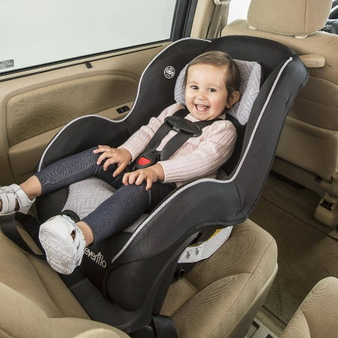 Evenflo Tribute Lx Convertible Car Seat All 5 More