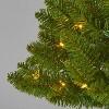 3ft/2pk Pre-Lit Alberta Spruce Potted Artificial Christmas Tree - Wondershop™ - image 2 of 2