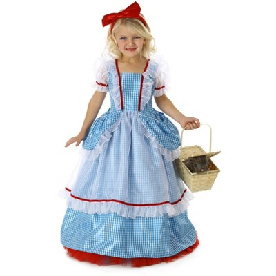 Princess Paradise The Wizard Of Oz Dorothy Pocket Princess Girls Costume (XS)