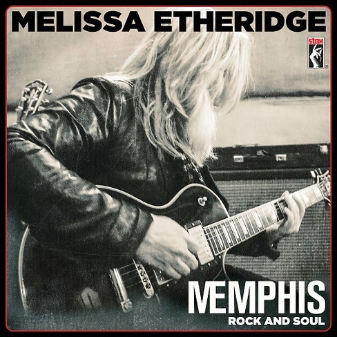 Melissa Etheridge - Memphis Rock And Soul (CD) - image 1 of 1
