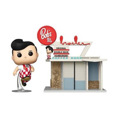 Funko POP! Town: Bob's Big Boy Restaurant with Big Boy