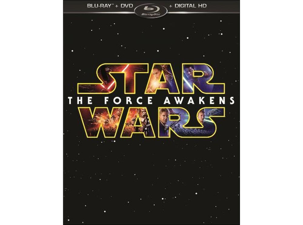 Star Wars The Force Awakens (Blu-ray/Dvd/Digital HD)