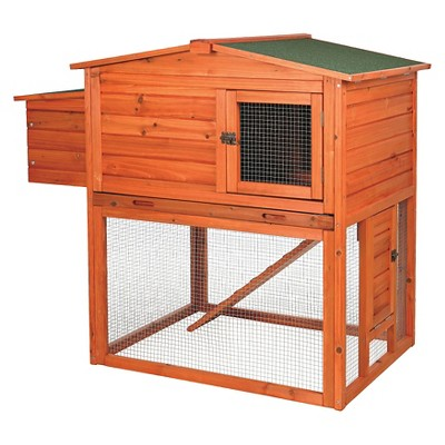 Trixie Pet 2 Story Chicken Coop with Outdoor Run