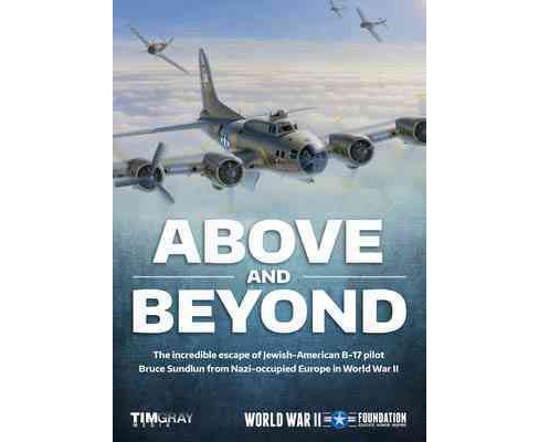 Above And Beyond:Incredible Escape Of (DVD) - image 1 of 1