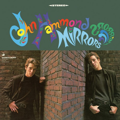 John Hammond - Mirrors (CD) - image 1 of 1