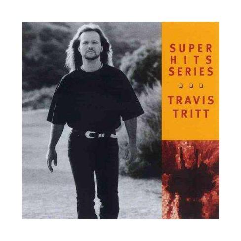 Travis Tritt - Super Hits (CD) - image 1 of 1