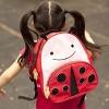 Skip Hop Zoo Little Kids & Toddler Backpack - Ladybug - image 3 of 4
