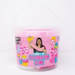 Karina's DIY Celebration Slime Bucket