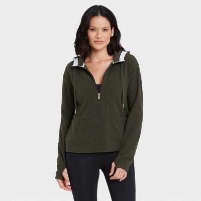 Women's Microfleece Pullover Sweatshirt - All in Motion™