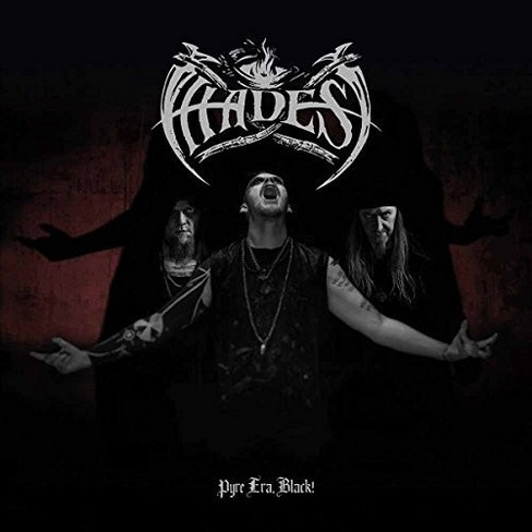Hades almighty - Pyre era black/One who talks with the (CD) - image 1 of 1