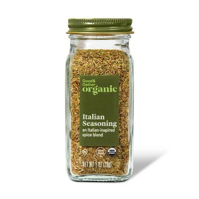 Organic Italian Seasoning - 1oz - Good & Gather™