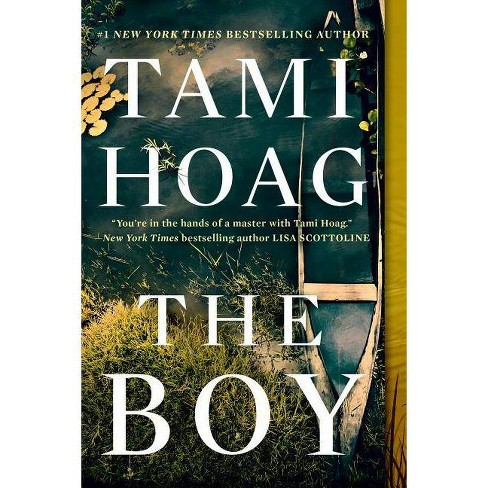 Boy -  Reprint by Tami Hoag (Paperback) - image 1 of 1