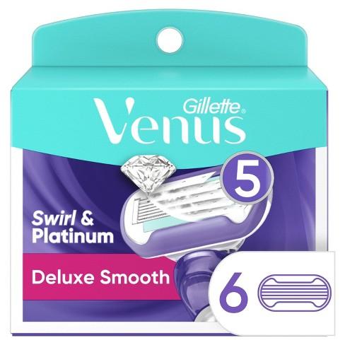 Venus Extra Smooth Swirl Women's Razor Blade Refills - image 1 of 4