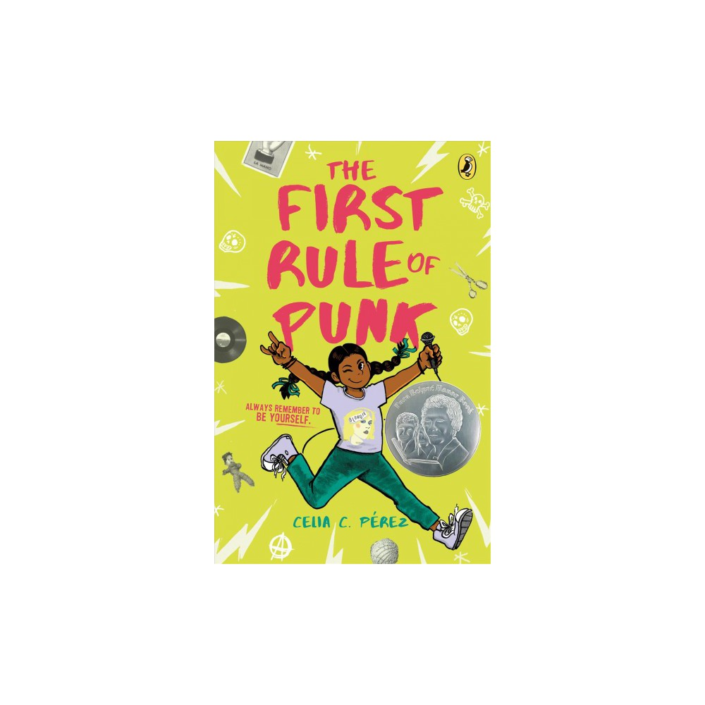 First Rule of Punk - Reprint by Celia C. Perez (Paperback)