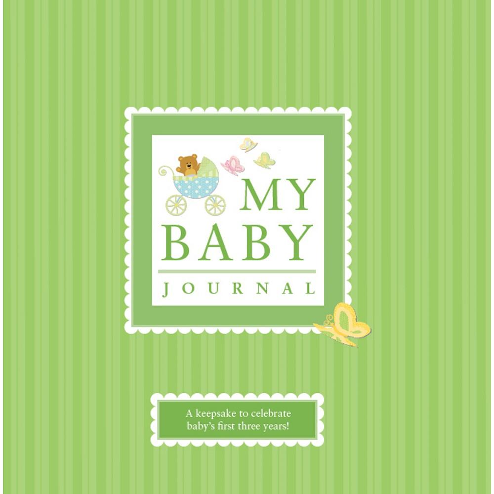 My Baby Journal : A Keepsake for Baby's First Three Years (Hardcover) (Elizabeth Lluch & Alex Lluch)