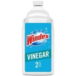 Windex Glass Cleaner - Vinegar