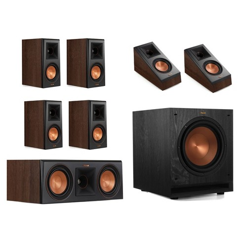 Klipsch RP-500M 7.1 Home Theater System - image 1 of 4
