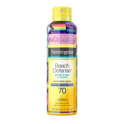 Neutrogena Beach Defense Spray - SPF 70 - 6.5oz
