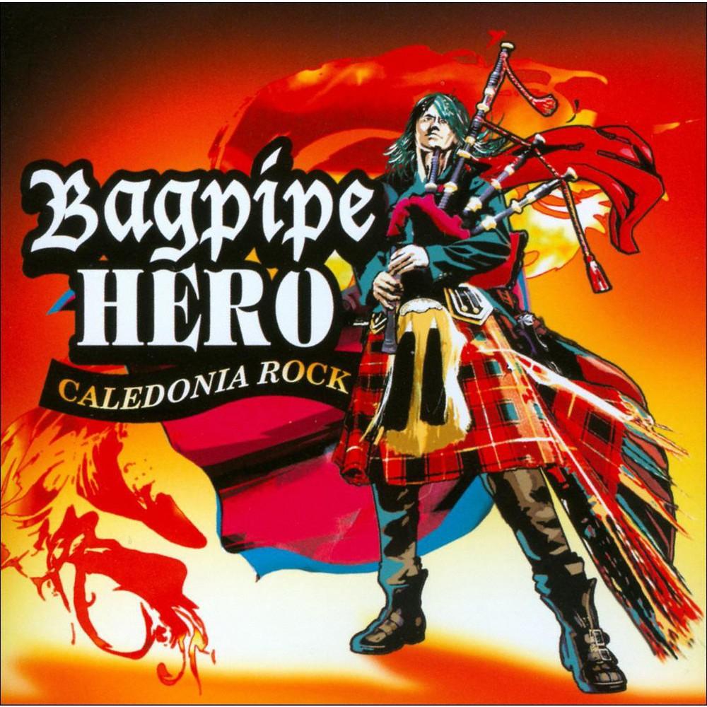 Various - Bagpipe Hero (CD)