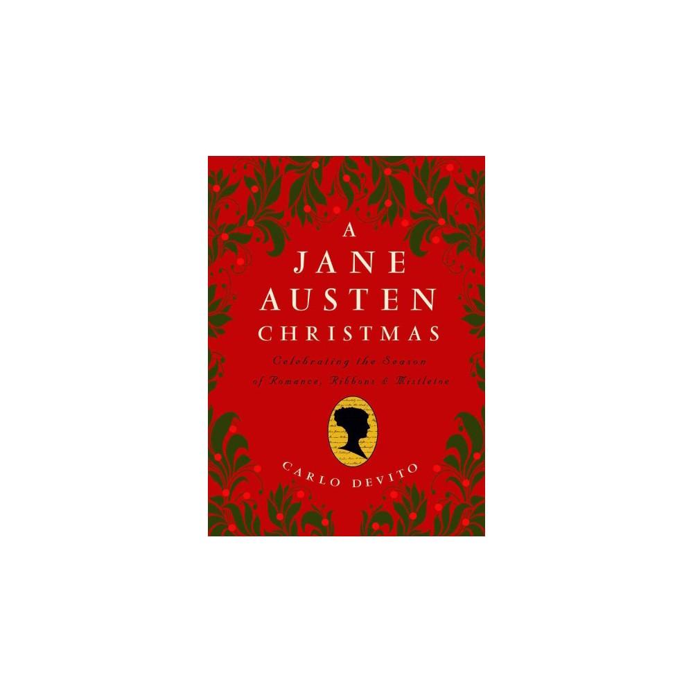 A Jane Austen Christmas (Hardcover)
