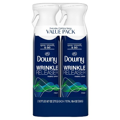 Downy WrinkleGuard Fresh Wrinkle Releaser Fabric Spray - 2pk