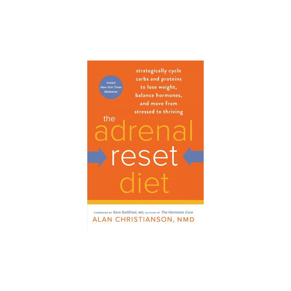 Adrenal Reset Diet : Strategically Cycle Carbs and Proteins to Lose Weight, Balance Hormones, and Move