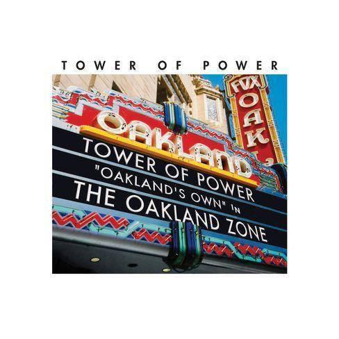 Tower of Power - Oakland Zone (Slimline) (CD) - image 1 of 1