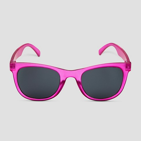Toddler Girls' Sunglasses - Cat & Jack™ Pink - image 1 of 1
