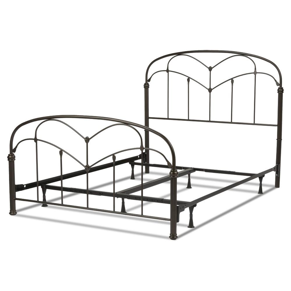 Pomona Bed - Hazelnut - Full - Fashion Bed Group, Brown