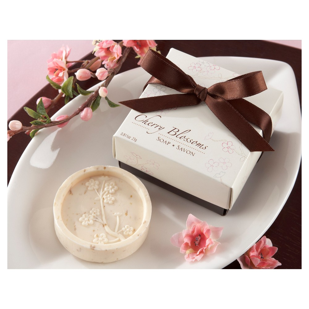 12ct Cherry Blossom Scented Soap