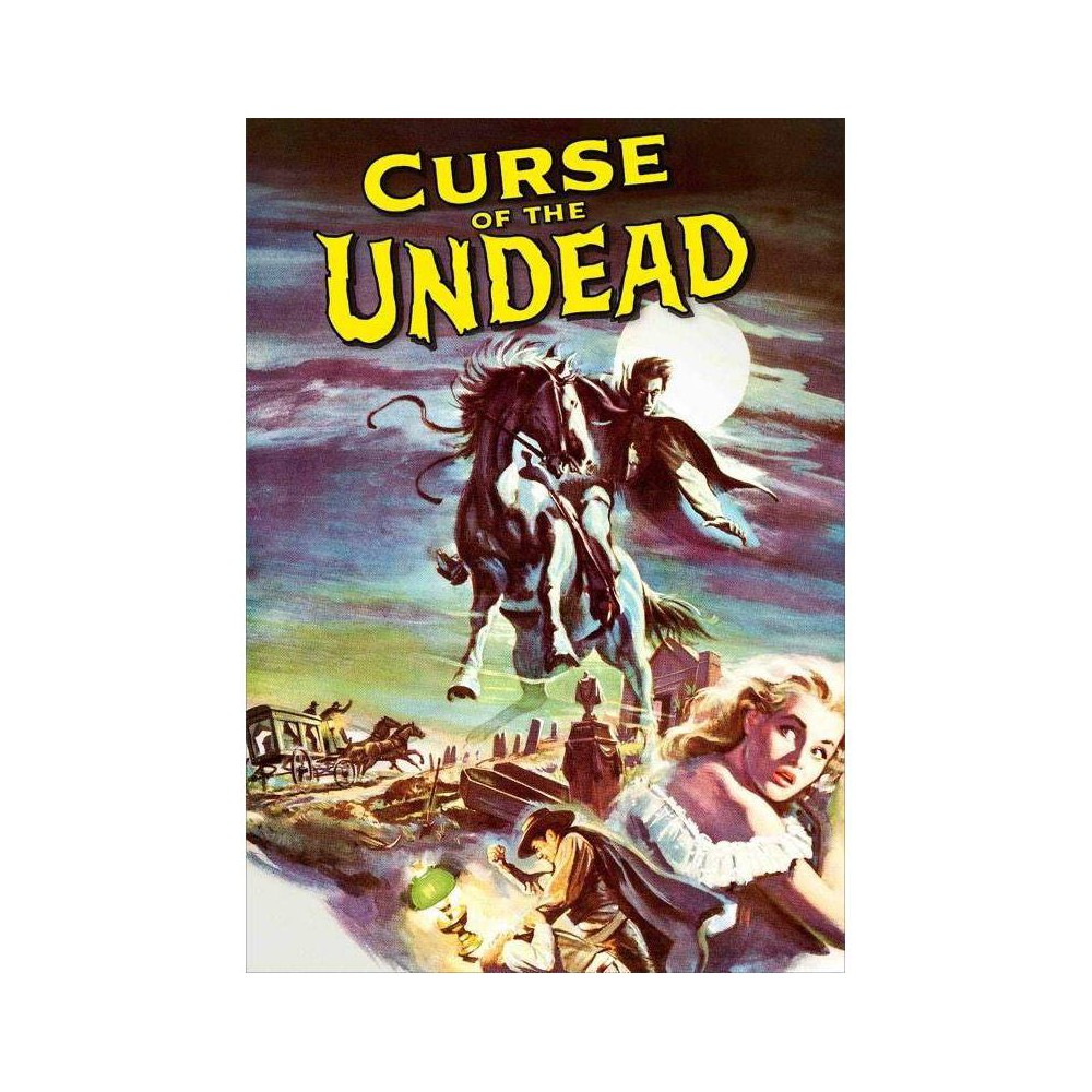 Curse Of The Undead Dvd 2020