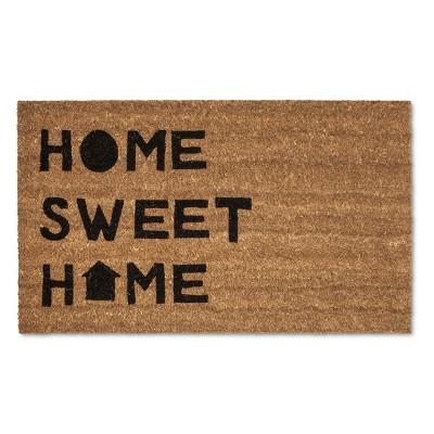Home Sweet Home Doormat - (1'6 x2'6 )- Room Essentials™