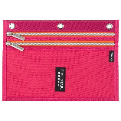 Five Star Active Pencil Pouch - Pink