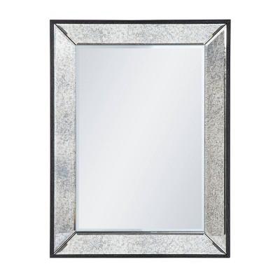 "23.5"" x 31.5"" Wenfast Decorative Wall Mirror Antique Mirror - Southern Enterprises"