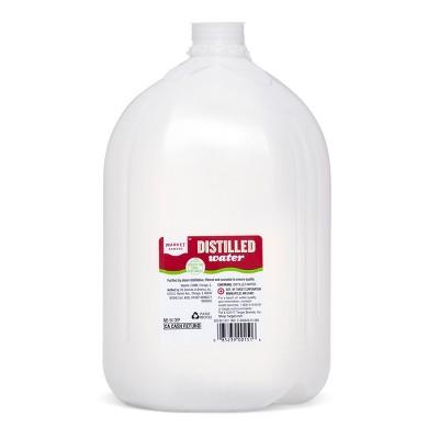 Water: Market Pantry Distilled Water