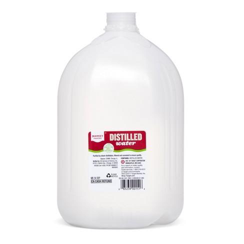 Distilled Water 128 Fl Oz Carton Market Pantry Target