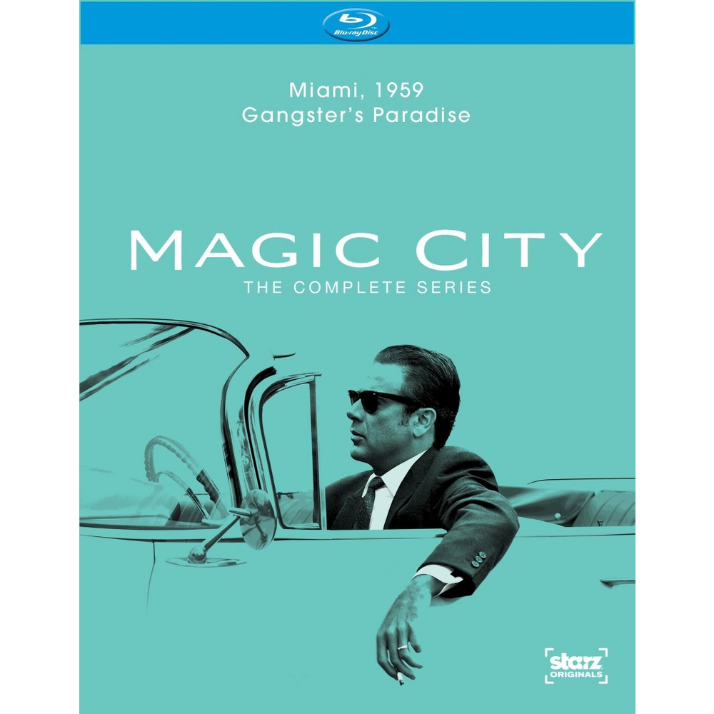 Magic City Season 1 & 2 (Blu-ray)