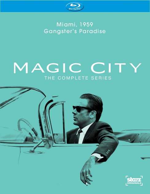 Magic City Season 1 & 2 (Blu-ray) - image 1 of 1