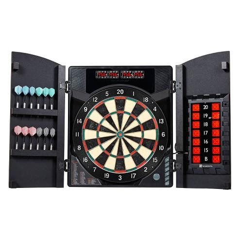 MD Sports BristleSmart Dartboard with Cabinet - image 1 of 3