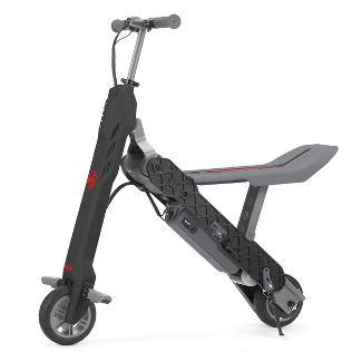 Viro Rides Vega 2 in 1 Transforming Electric Scooter - Blue Comic