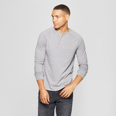 Men's Henley T-Shirts : Target