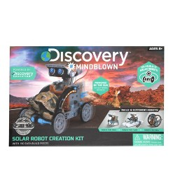 Discovery Kids Solar Robot Creation Kit
