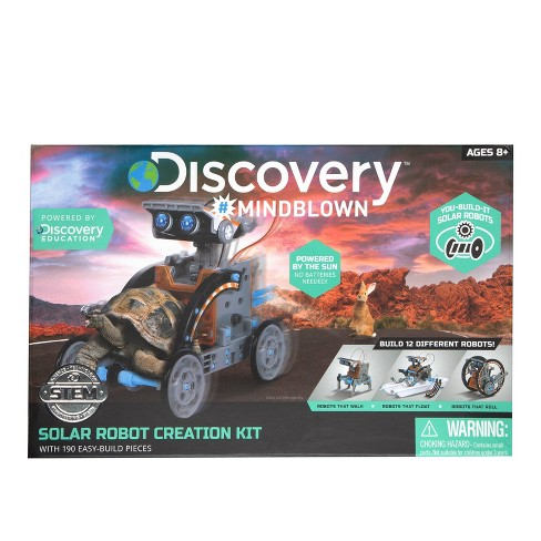 Discovery Kids Solar Robot Creation Kit - image 1 of 4