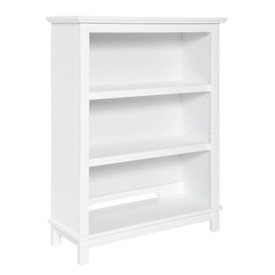 DaVinci Autumn Bookcase/Hutch - White