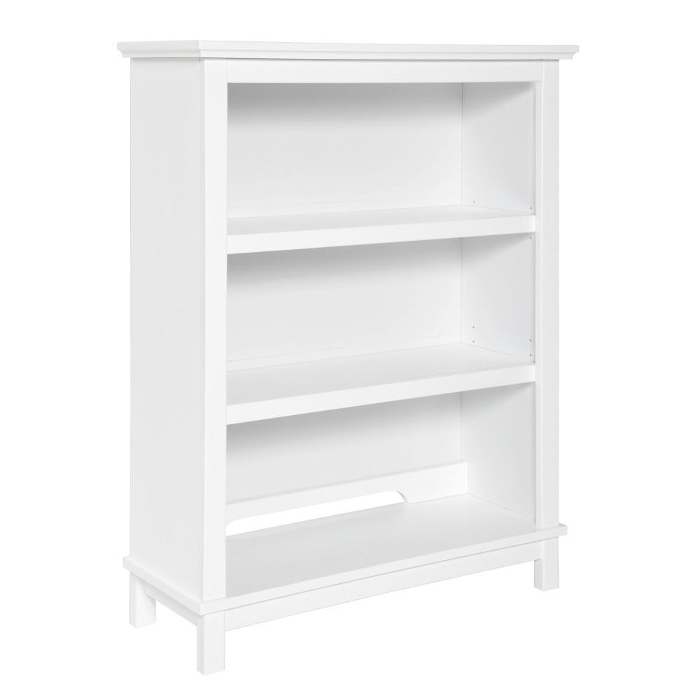 Image of DaVinci Autumn Bookcase/Hutch - White
