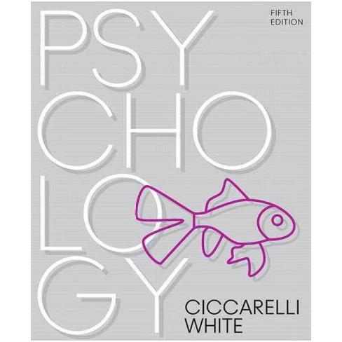 Psychology Paperback Saundra K Ciccarelli J Noland White